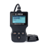 KESU Universal OBD II Scanner C101 Car Engine Fault Code Reader CAN Diagnostic Scan Tool - Black